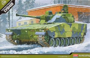 AC13217 Swedish CV9040B Infantry Fighting Vehicle